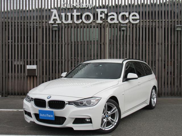 BMW 3シリーズ 320dツーリング Mスポーツ 純正ナビTV インテリS