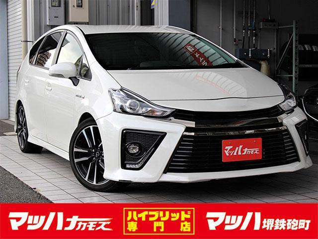 トヨタ Sツーリングセレクション・G's ハーフレザーシート