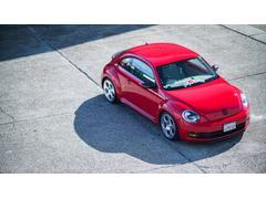 VW ザ・ビートルデザインベージュレザーパッケージ rotiform
