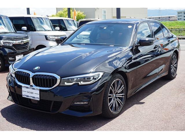 BMW 320d xDrive Mスポーツ スマートキー オートLEDヘッドライト パワーシート パワートランク インテリジェントセーフティー クルズコントロール シートヒーター WオートAC Bluetooth バックカメラ