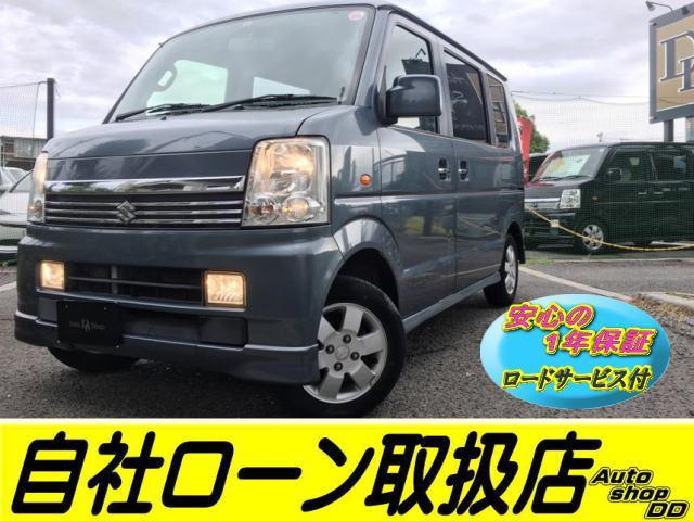 スズキ PZターボ ナビ・TV・ETC・シートカバー付☆1年保証付☆