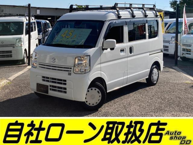 マツダ バスター キーレス・Pウィンドウ・車両1年保証付