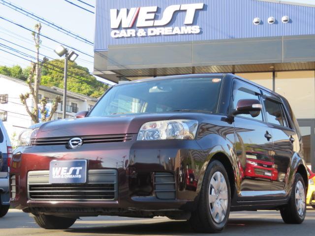 トヨタ 1.5G チョコレート 特別カラー ナビ ETC Bカメラ
