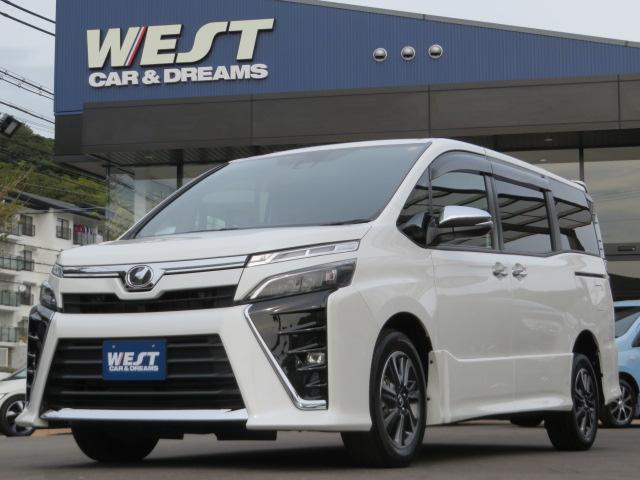 トヨタ ZS 煌 4WD 9インチナビ トヨタセーフティセンス
