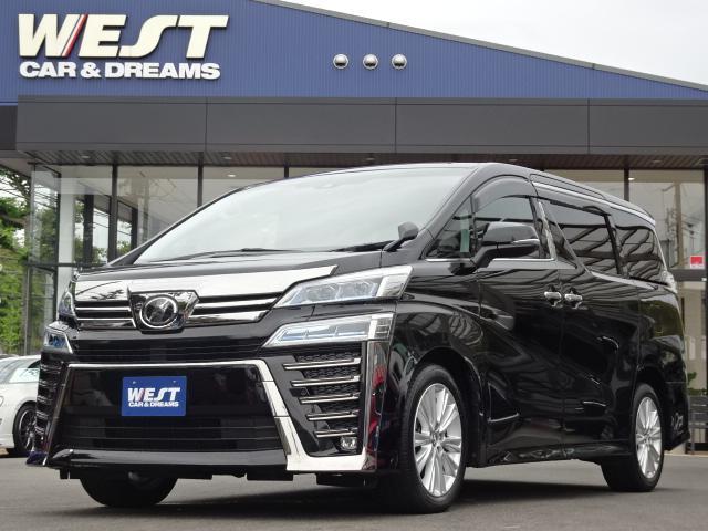 トヨタ 2.5Z Aエディション アルパイン11型メモリービッグナビゲーション フルセグ CD録音 Bluetoothオーディオ バックモニター サンルーフ 追従式オートクルーズ トヨタセーフティセンス 両側電動ドア ETC