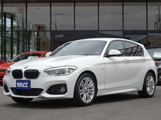 BMW 118d スポーツ メーカーナビ Bluetoothオーディオ バックカメラ ミラー型ETC リアコーナーセンサー HIDオートライト LEDフォグランプ インテリジェントセーフティ プッシュスタート