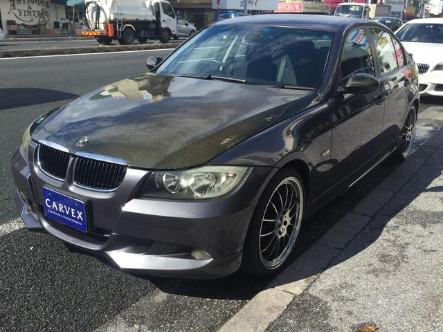 沖縄県の中古車ならBMW 320i社外部品多数装着車!部品総額30万以上の贅沢な一台!