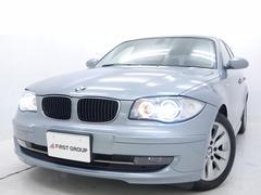 BMW116i 後期純正革シート SDナビTV ディーラーメンテ車
