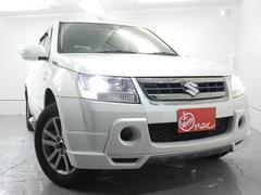 エスクード2.7サロモンLTD 限定車 4WD サンルーフ ナビTV