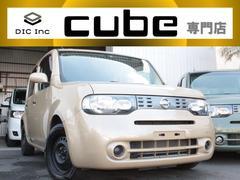 キューブ15X M ホワイトリボン新品 オーダーソファシート ナビ