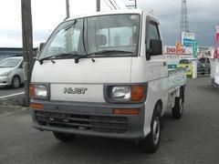 ハイゼットトラックスタンダード 三方開 4WD