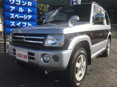 パジェロミニLTDエディションXR 4WD キーレス パワーウィンドウ