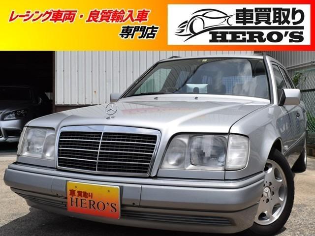 メルセデス・ベンツ Eクラスステーションワゴン E280ステーションワゴン サンルーフ ETC HDDナビ