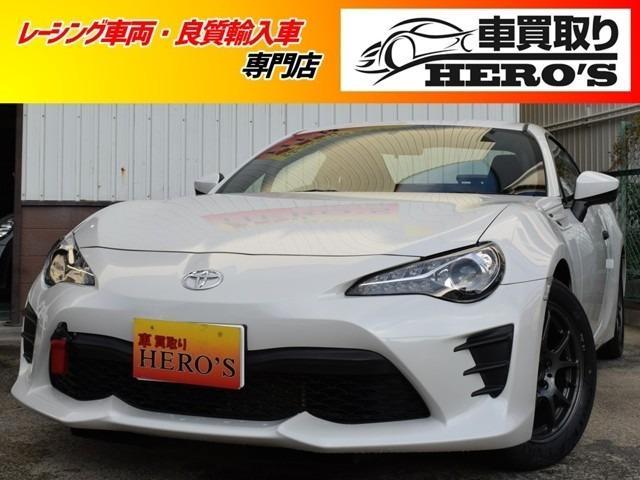 トヨタ 86 レーシング ワンメイク仕様 TWS鍛造ホイール TRD車高調 TAKATA4点ハーネス 牽引フック フルバケットシート TRD3連メーター BS12D