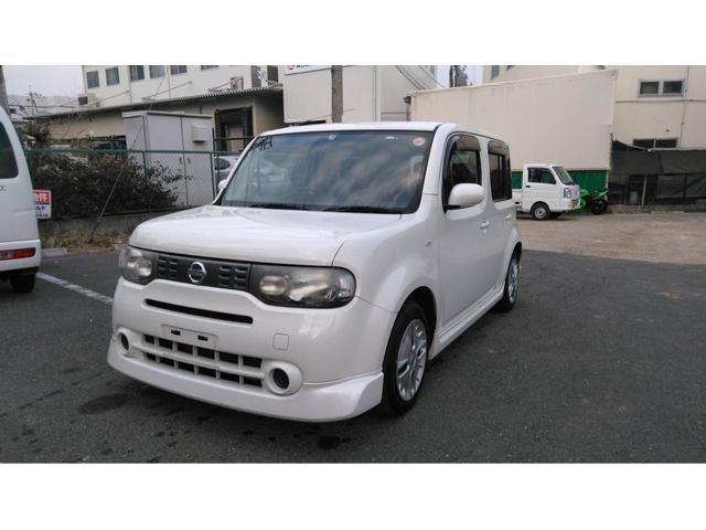 日産 15X Mセレクション 禁煙車 エアロ 純正ナビ ETC