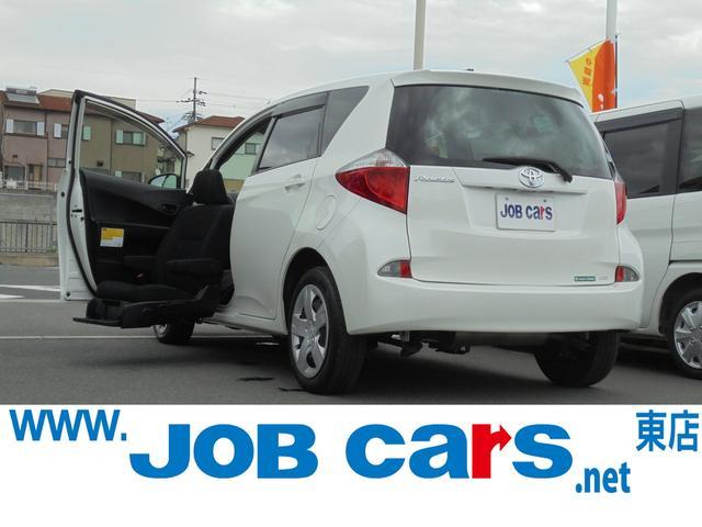 トヨタ X 助手席リフトアップシートA 福祉車両 社外ナビ ETC