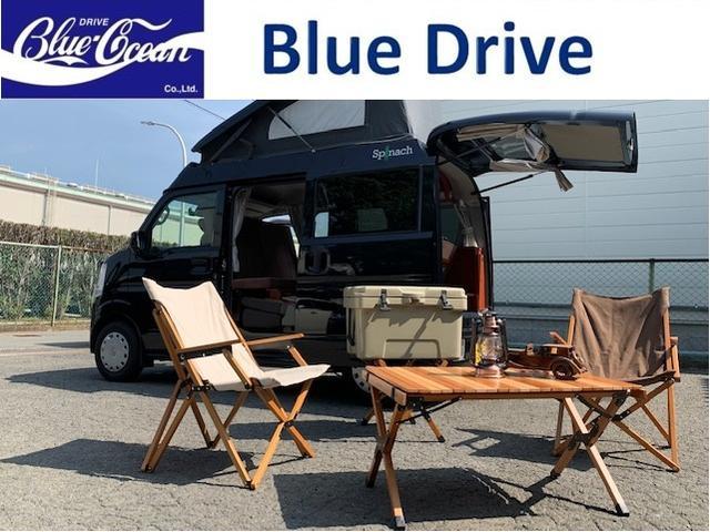 日産 GXターボ キャンピング ナビTV フルセグ 禁煙車 ABS エアコン ドライブレコーダー ETC バックカメラ 4WD WエアB 電格ミラー