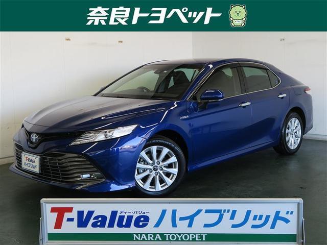 トヨタ Gパッケージ T-ValueHV認定車 当社試乗車