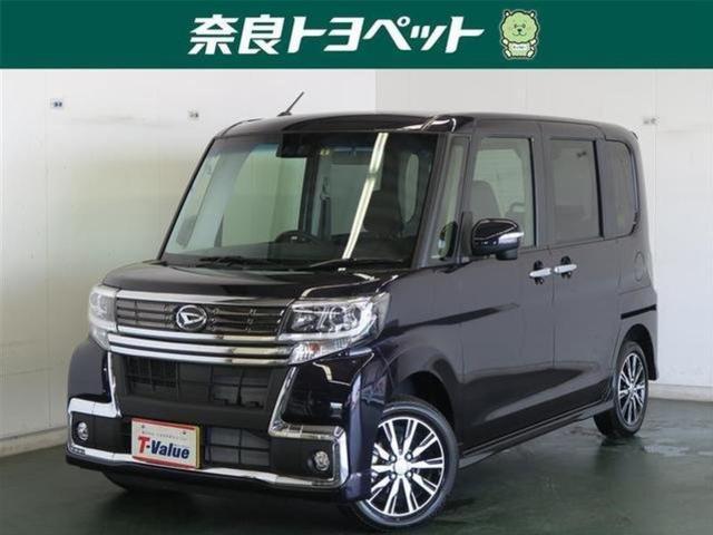 ダイハツ カスタムX トップエディションSAIII 自動ブレーキ