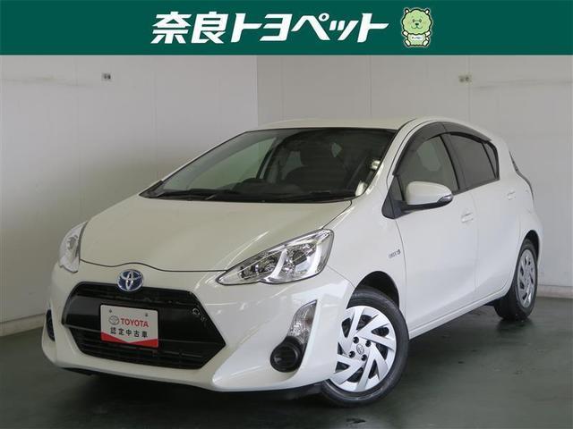 トヨタ S 衝突被害軽減ブレーキ バックモニター スマートキ- CD