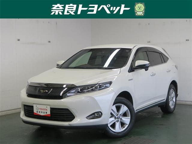 トヨタ エレガンス ドライブレコーダー メモリーナビ フルセグ 本革