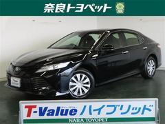 カムリX T−ValueHV認定車 当社試乗車 SDカーナビ