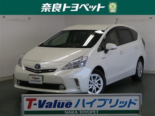 トヨタ G T-valueHV認定車 ナビ ETC LEDライト
