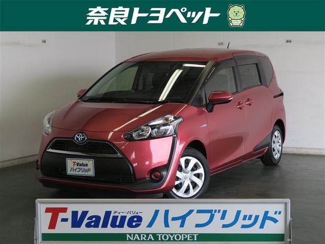 トヨタ ハイブリッドG T-value認定車BカメラETCナビ