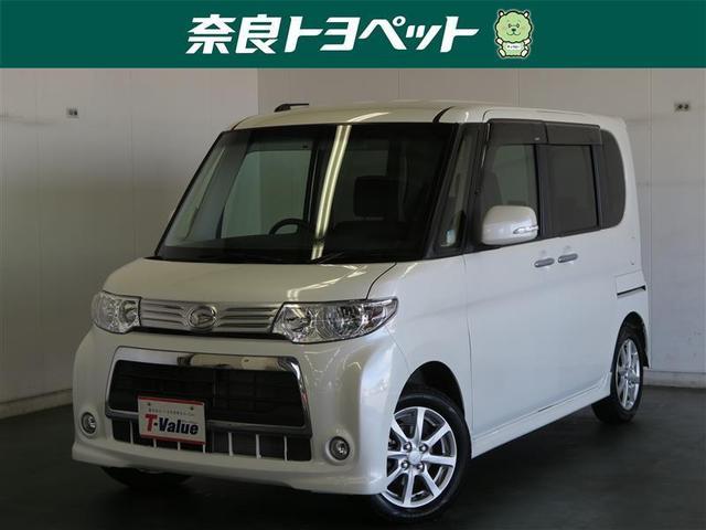 ダイハツ カスタムX T-value認定車 ナビ Bカメラ ETC