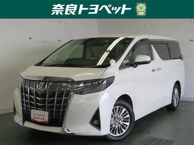 トヨタ GF メモリーナビ 本革 3列シート スマートキ- ETC