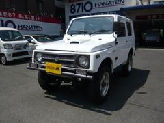ジムニーサマーウインド リミテッド 4WD リフトアップ