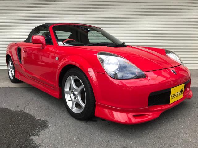 トヨタ Sエディション 5速MT車 オープンカー CD
