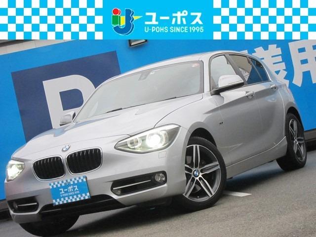 BMW 120i スポーツ メーカーナビ パワーシート ミラーETC