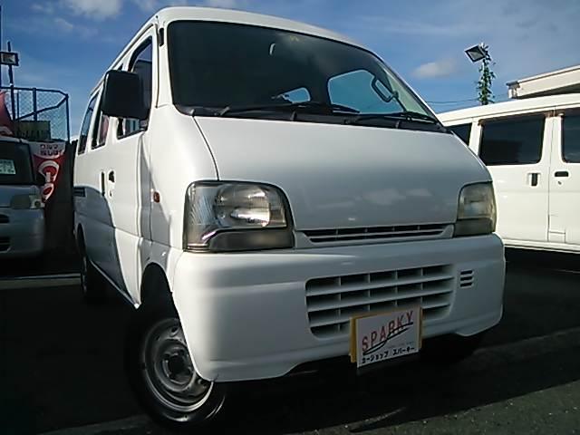 スズキ PA K6Aエンジン MD・カセットデッキ パワステ