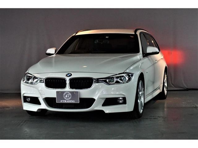 BMW 320iツーリング Mスポーツ 320iツーリング Mスポーツ クルーズコントロール アルカンターラ LEDヘッドライト 純正18インチAW 電動シート ミラーETC