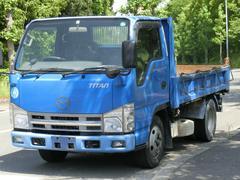 タイタントラック強化ダンプ