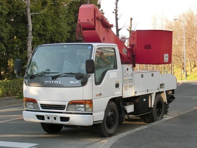 いすゞ 高所作業車