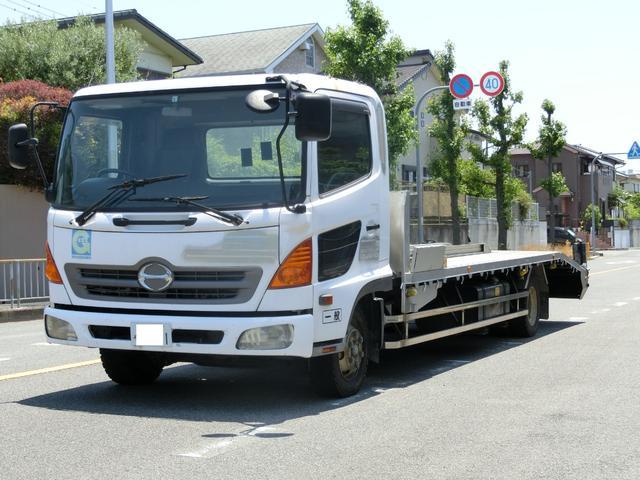 日野 レンジャー  3.5トン積載車