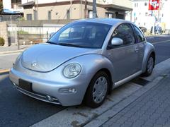 VW ニュービートル左ハンドルタイミングベルト交換済