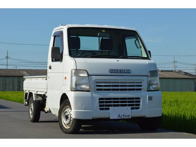 「スズキ」「キャリイトラック」「トラック」「奈良県」の中古車