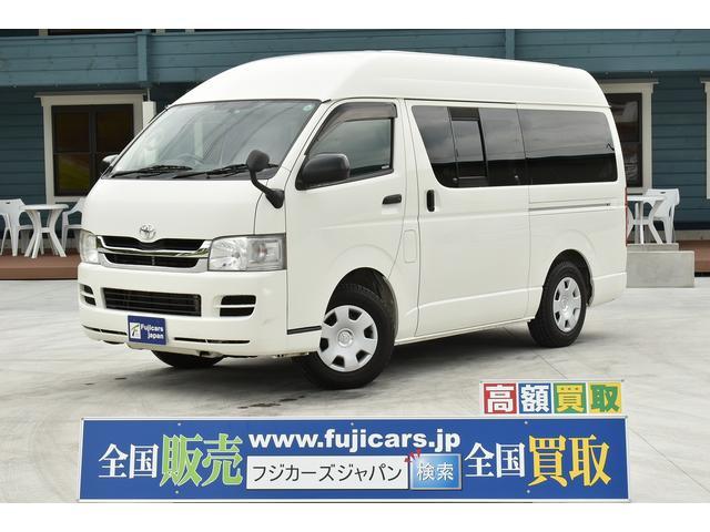 トヨタ RVランド オリジナル HDDナビ 乗車6名・就寝4名