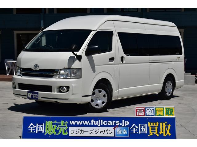 トヨタ バンテック新潟 VR540hタイプ2 ルーフベント コンロ