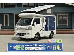ハイゼットトラック東和モータース インディ108 FFヒーター 4WD 車高調