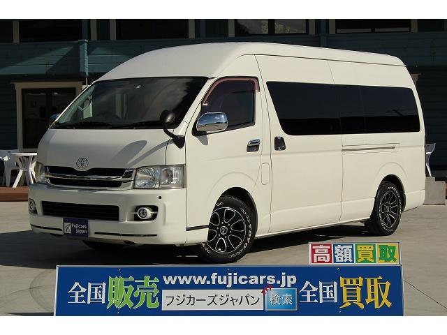 トヨタ オグショー オリジナルキャンピング FFヒーター 網戸