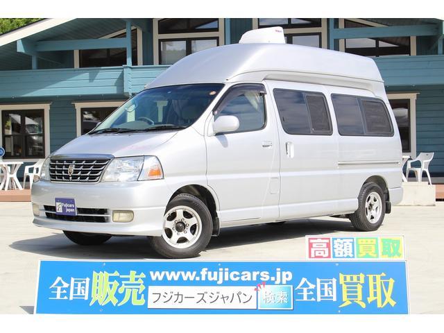 トヨタ アネックス ジョイフル2 ツインサブ FFヒーター