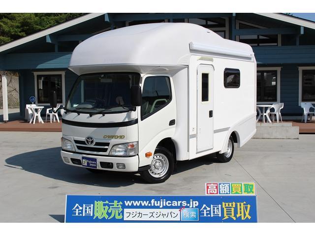 トヨタ ファンルーチェ ヨセミテ ツインサブ FFヒーター ナビ