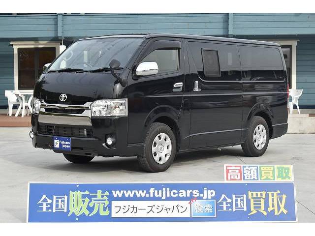 トヨタ UIビークル製 ベットキット FFヒーター 架装部TV
