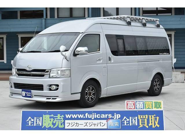 トヨタ トヨタテックス VOX RG1515 4WD FFヒーター