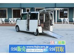 N BOX+G・Lパッケージ 福祉車輛 スロープ 車椅子1基