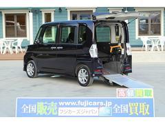 タントスロープ 車椅子1基 電動ウインチ 車椅子固定装置 純正ナビ